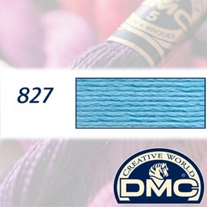 827 DMC Pearl Cotton 5