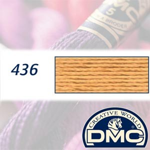 436 DMC Pearl Cotton 5