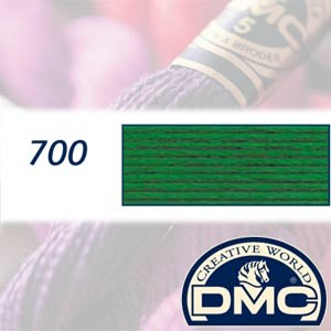 700 DMC Pearl Cotton 5
