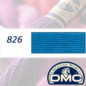 826 DMC Pearl Cotton 5