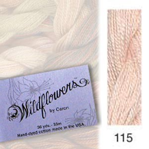 115 Caron Wildflowers - Blush