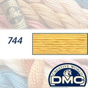744 DMC Pearl Cotton 3