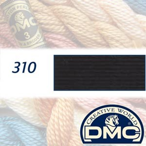 310 DMC Pearl Cotton 3