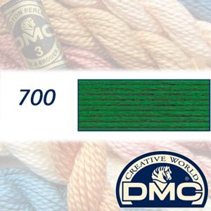 700 DMC Pearl Cotton 3