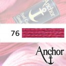 76 Anchor Pearl Cotton 3