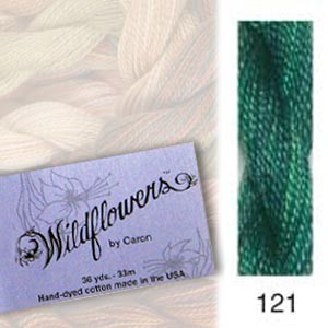 121 Caron Wildflowers - Evergreen