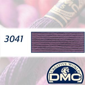 3041 DMC Pearl Cotton 5