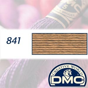 841 DMC Pearl Cotton 5