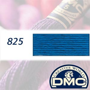 825 DMC Pearl Cotton 5