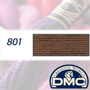 801 DMC Pearl Cotton 5