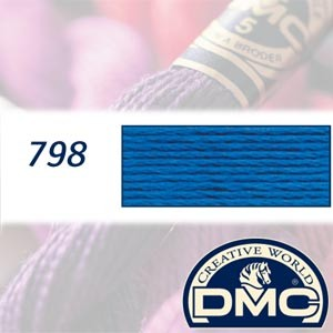 798 DMC Pearl Cotton 5