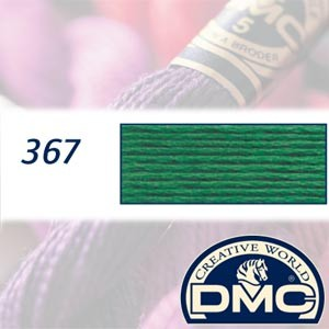 367 DMC Pearl Cotton 5
