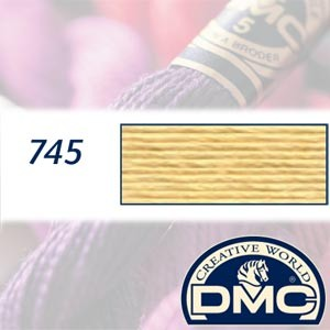 745 DMC Pearl Cotton 5