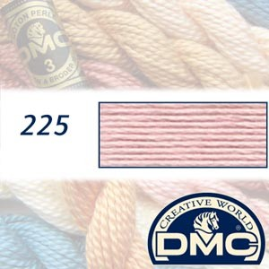 225 DMC Pearl Cotton 3