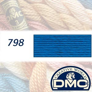 798 DMC Pearl Cotton 3