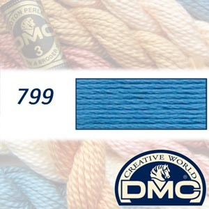 799 DMC Pearl Cotton 3