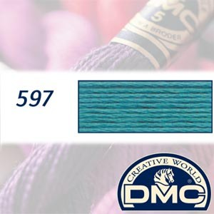 597 DMC Pearl Cotton 5