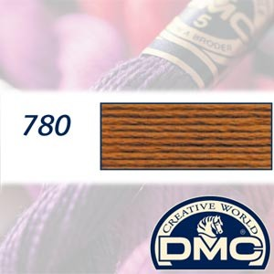780 DMC Pearl Cotton 5