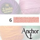 6 Anchor Pearl Cotton 8