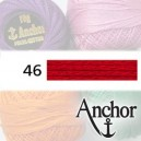 46 Anchor Pearl Cotton 8