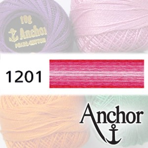 1201 Anchor Pearl Cotton 8
