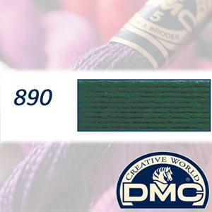 890 DMC Pearl Cotton 5