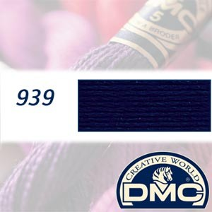 939 DMC Pearl Cotton 5