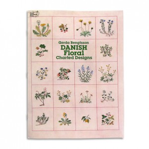 Danish Floral Charted Designs - книга Gerda Bengtsson