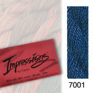7001 Caron Impressions - (solid color)