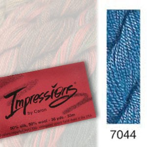 7044 Caron Impressions - (solid color)