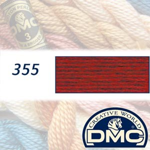 355 DMC Pearl Cotton 3