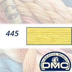 445 DMC Pearl Cotton 3