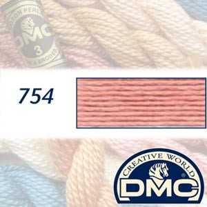 754 DMC Pearl Cotton 3