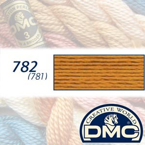 782 DMC Pearl Cotton 3