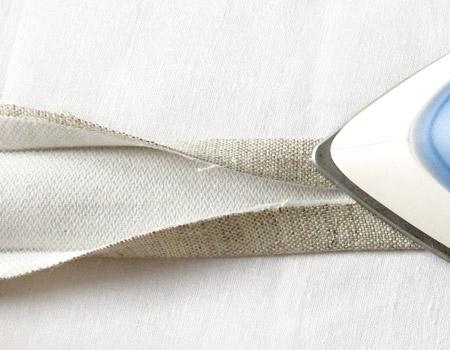 укрепление ткани клеевым дублирином